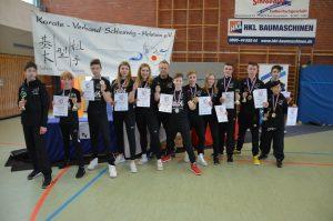 Sportskarate-Team Nübbel